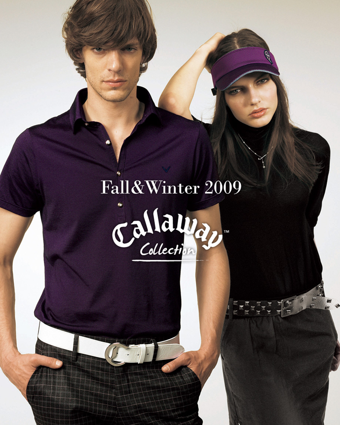 The callaway collection high end apparel for japan for High end golf shirts