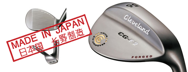 CG-F2 Wedge by Cleveland