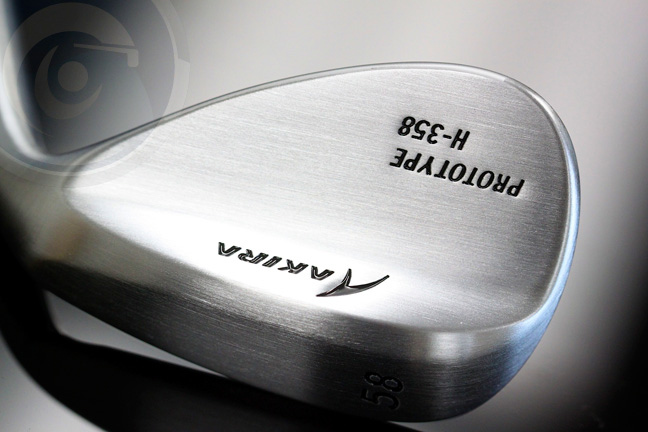 Akira Golf Prototype Wedge