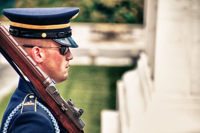 Washington DC Tomb of the Unknowns