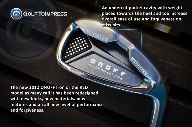 ONOFF 2012 Iron Review - TourSpecGolf Golf Blog