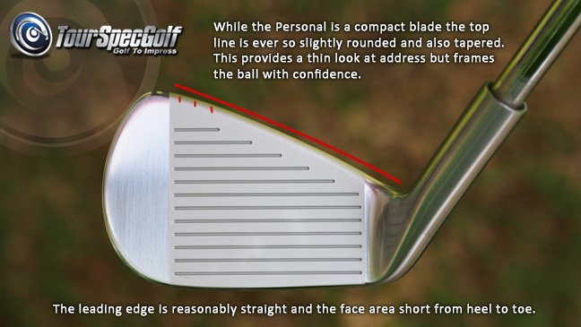 Epon Forged Personal Iron Limited Muscle Back Tourspecgolf Golf Blog
