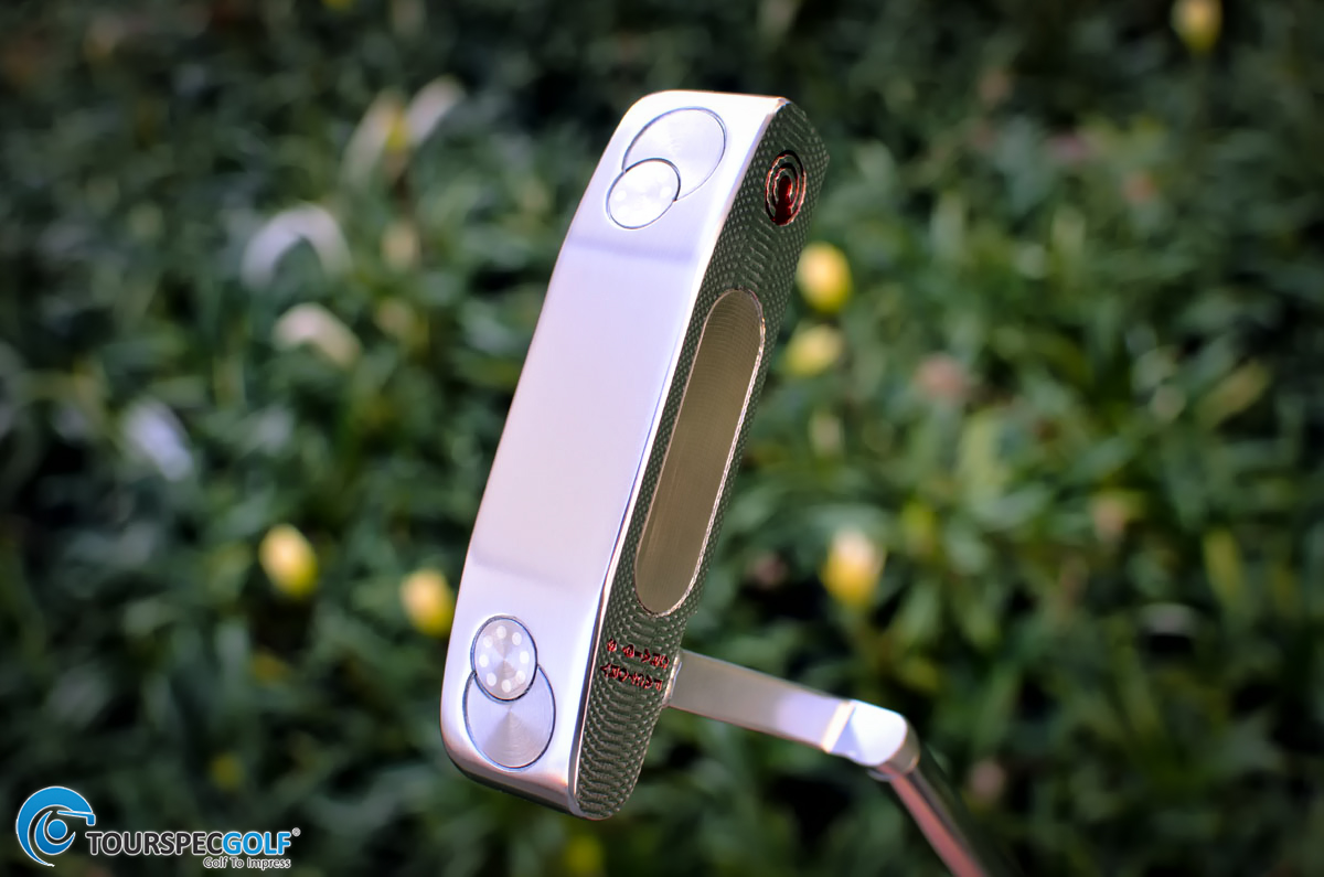 Craigs Factory Miura Golds Factory Putter