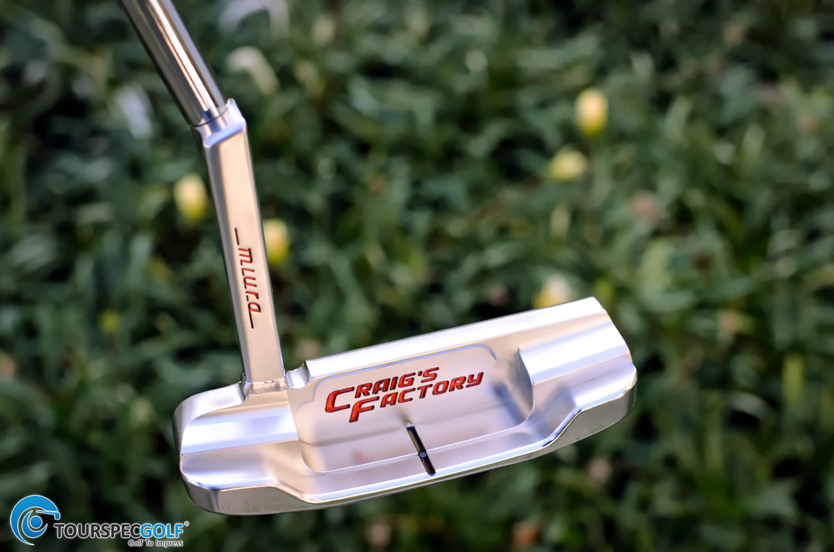 Gold's Factory Miura Putter