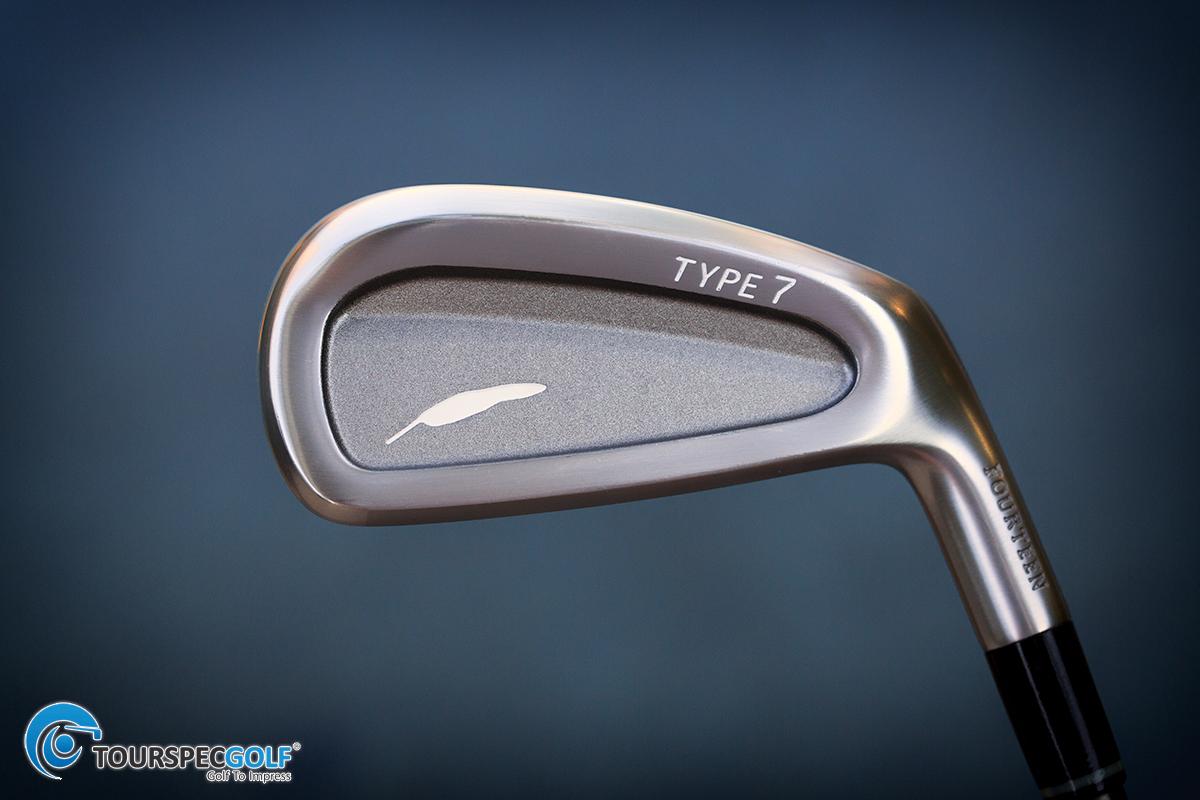 Four Golf Type 7 Driving Iron Hybrid