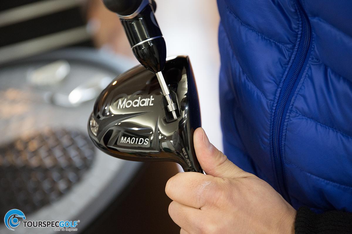 Modart Golf Clubs