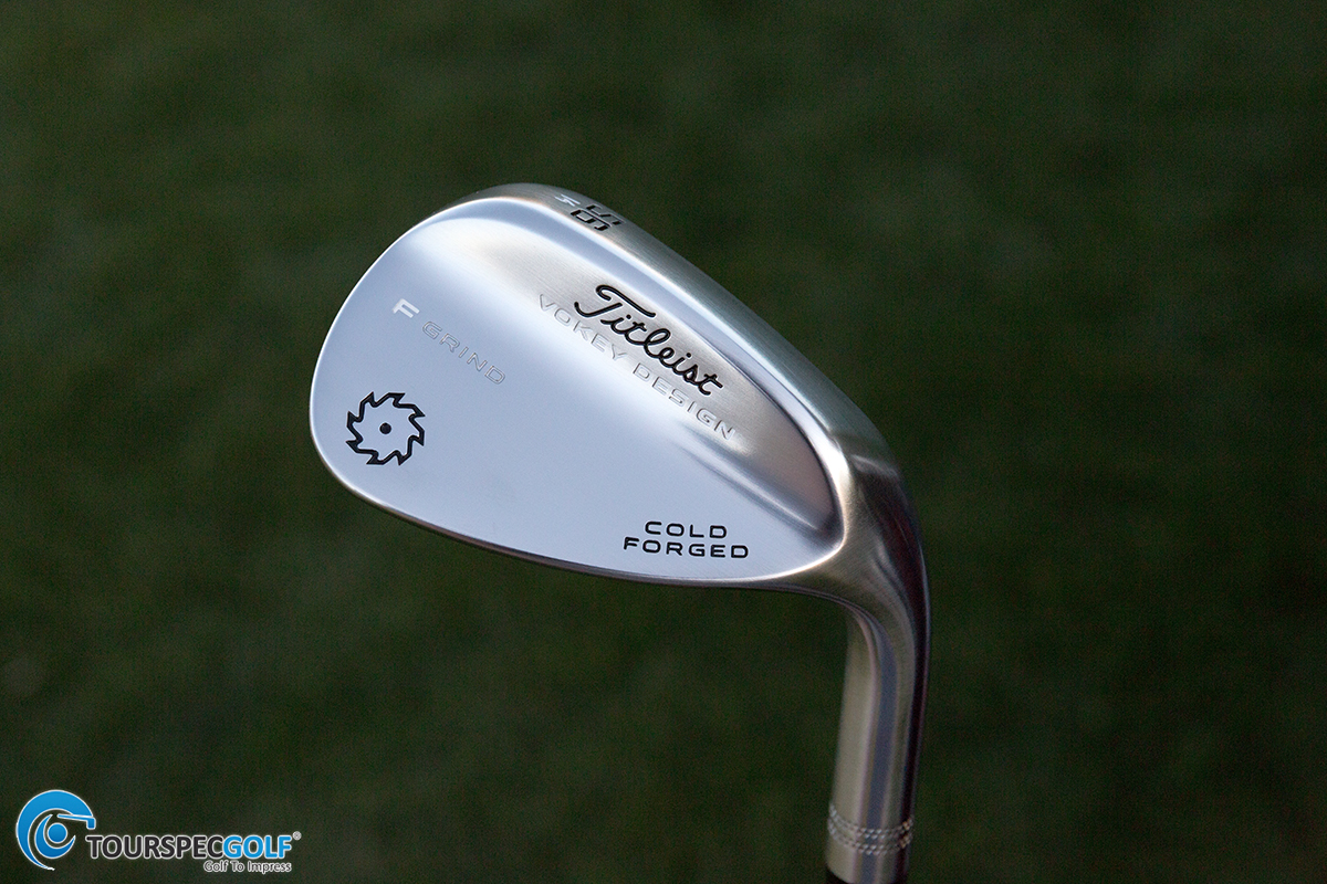 Cold Forged Vokey F Grind Wedges