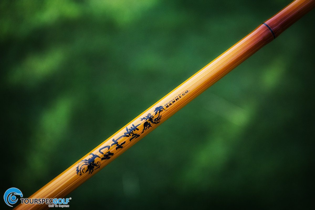 Sanki planarian golf shafts