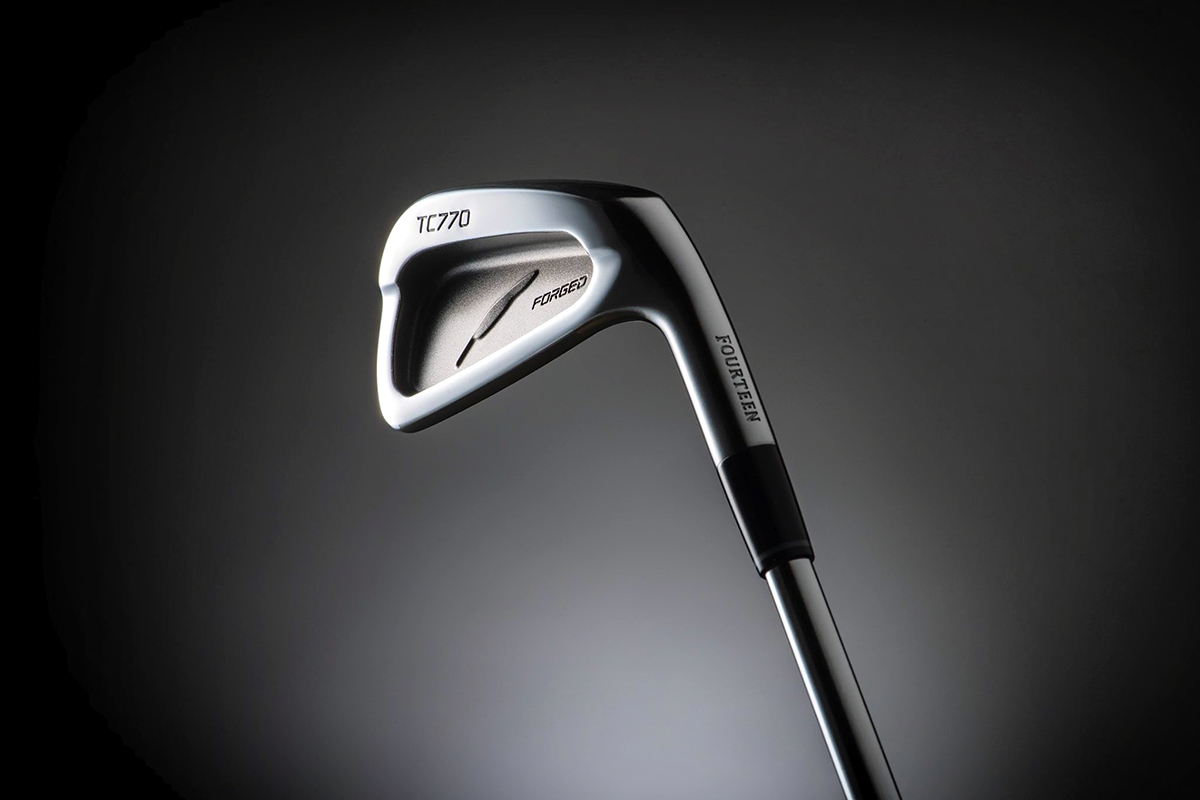 Fourteen 770 Forged Irons