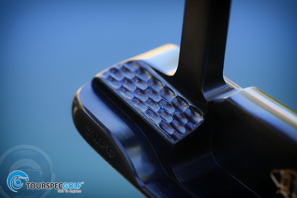 Yuji Numazwa Armsgain 01 Putter Golf