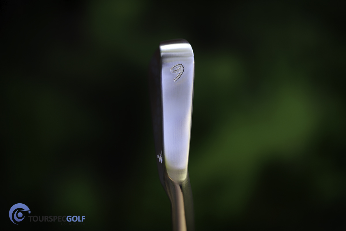 Japan Only Miura Irons