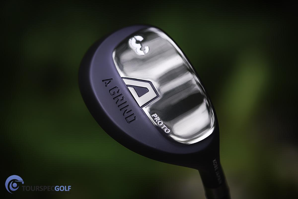 A-Grind Golf Clubs Japan