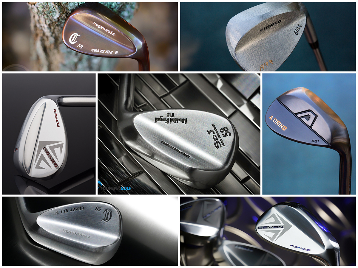 Best Forged Wedge