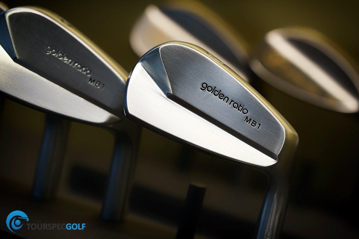 Golden Ratio S15C Golf Forged