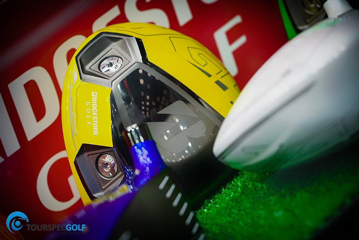 Bridgestone JGR Colors