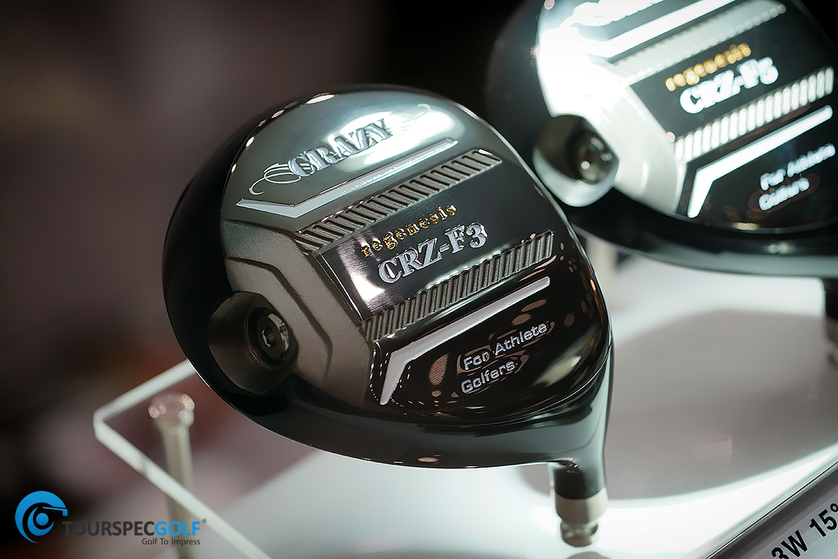 CRZ-F3 Fairway Woods