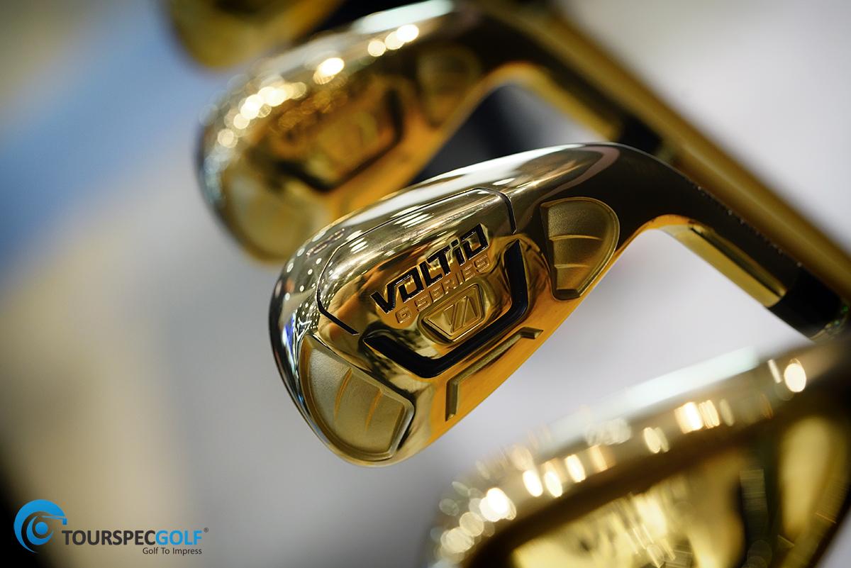 G Series Irons by Katana Golf