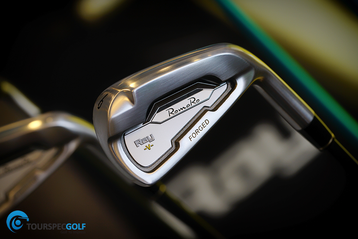 Ray V Type R Forged Irons