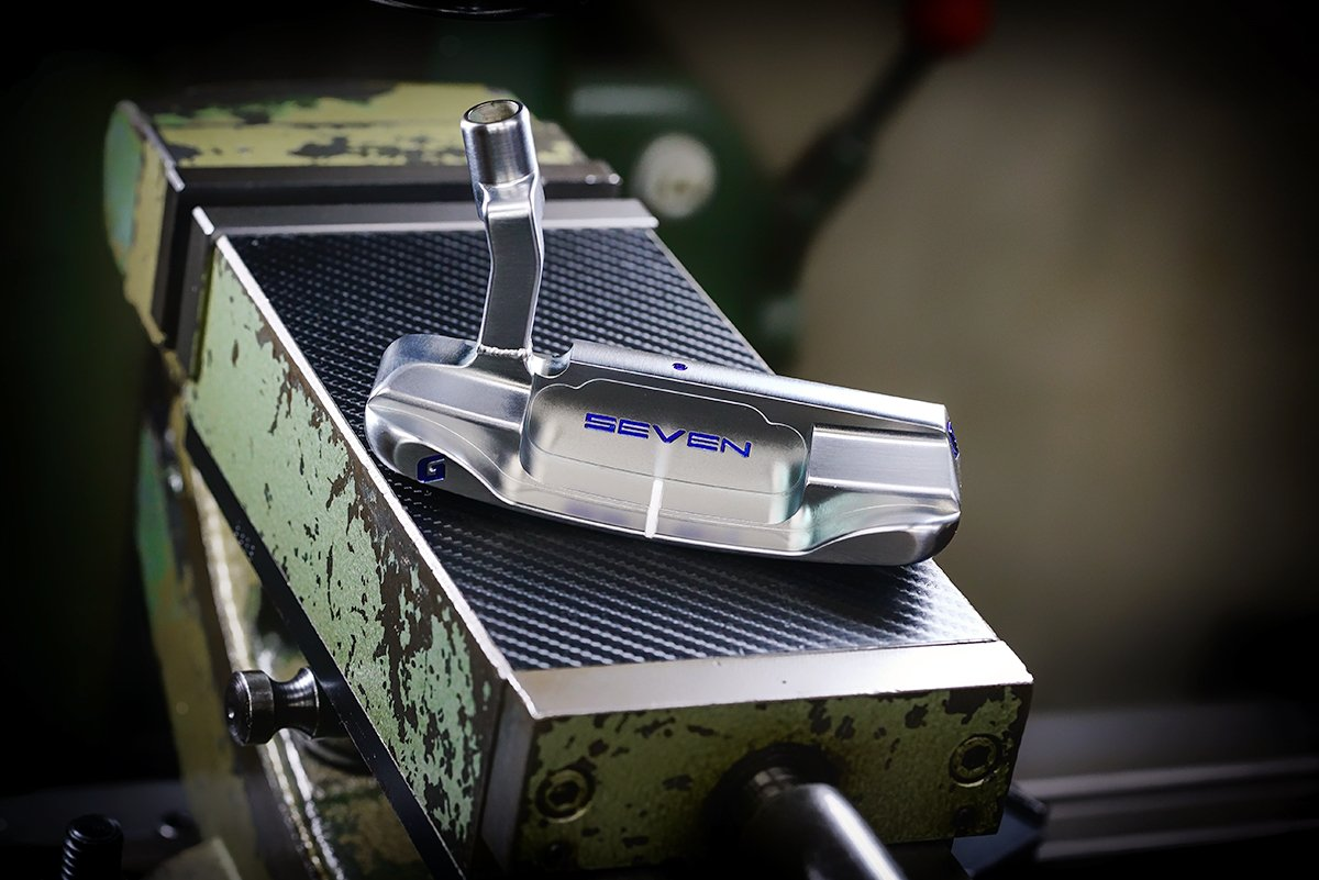Gold's Factory Putters16