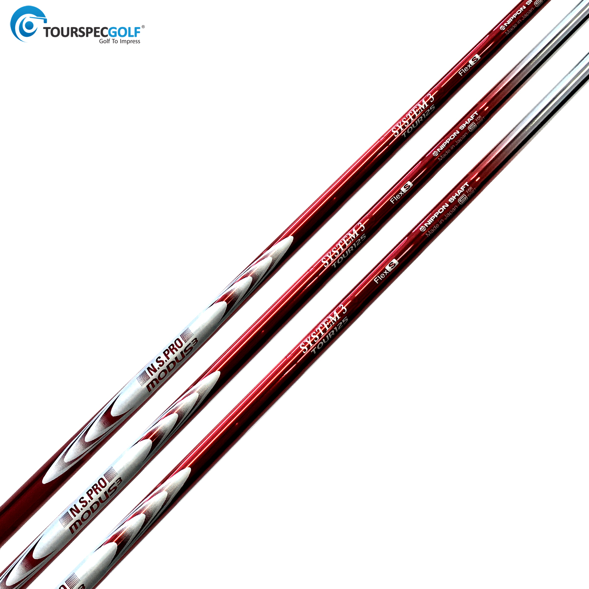 NSPro-Red-Modus-Shaft-Japan