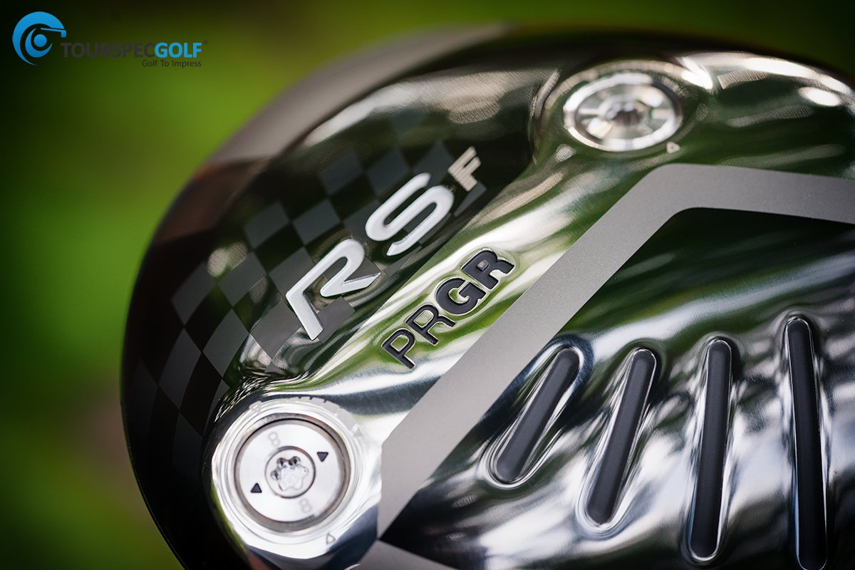 PRGR RS-F Golf Club Driver4