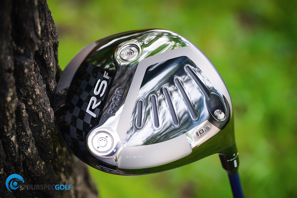 PRGR RS-F Golf Club Driver6