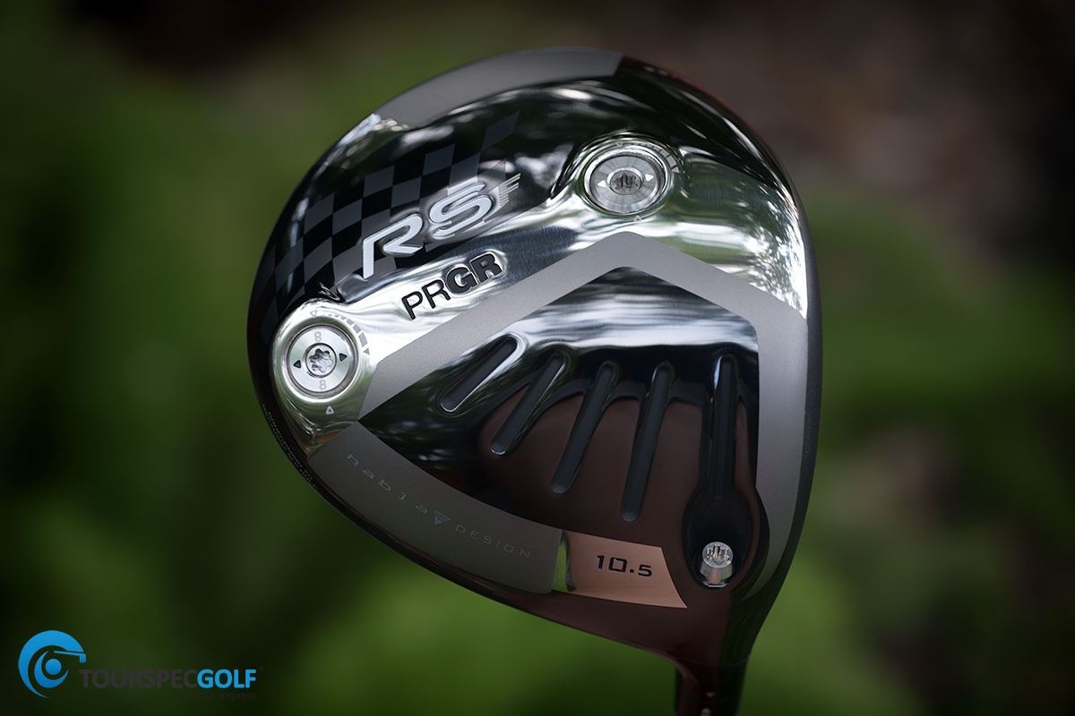 PRGR RS-F Golf Club Driver7