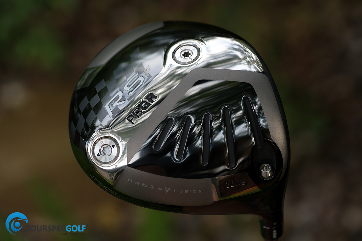 PRGR RS-F Golf Club Driver8