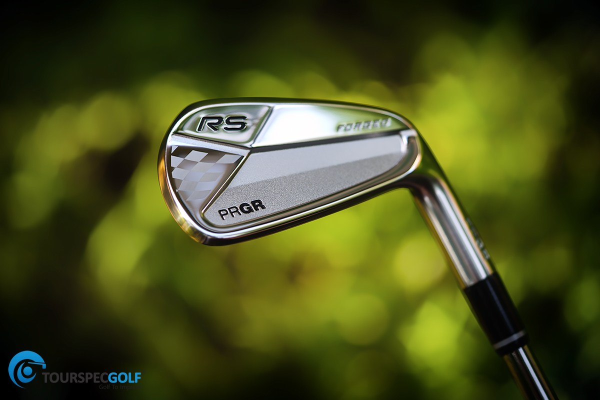 PRGR RS Forged Irons1