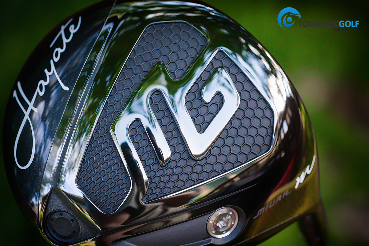 Miura Giken Hayate Driver Golf1