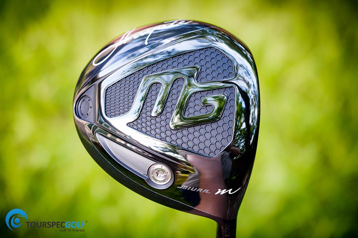 Miura Giken Hayate Driver Golf3