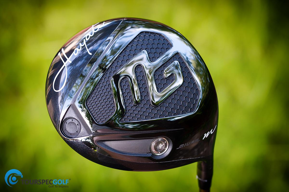 Miura Giken Hayate Driver Golf4