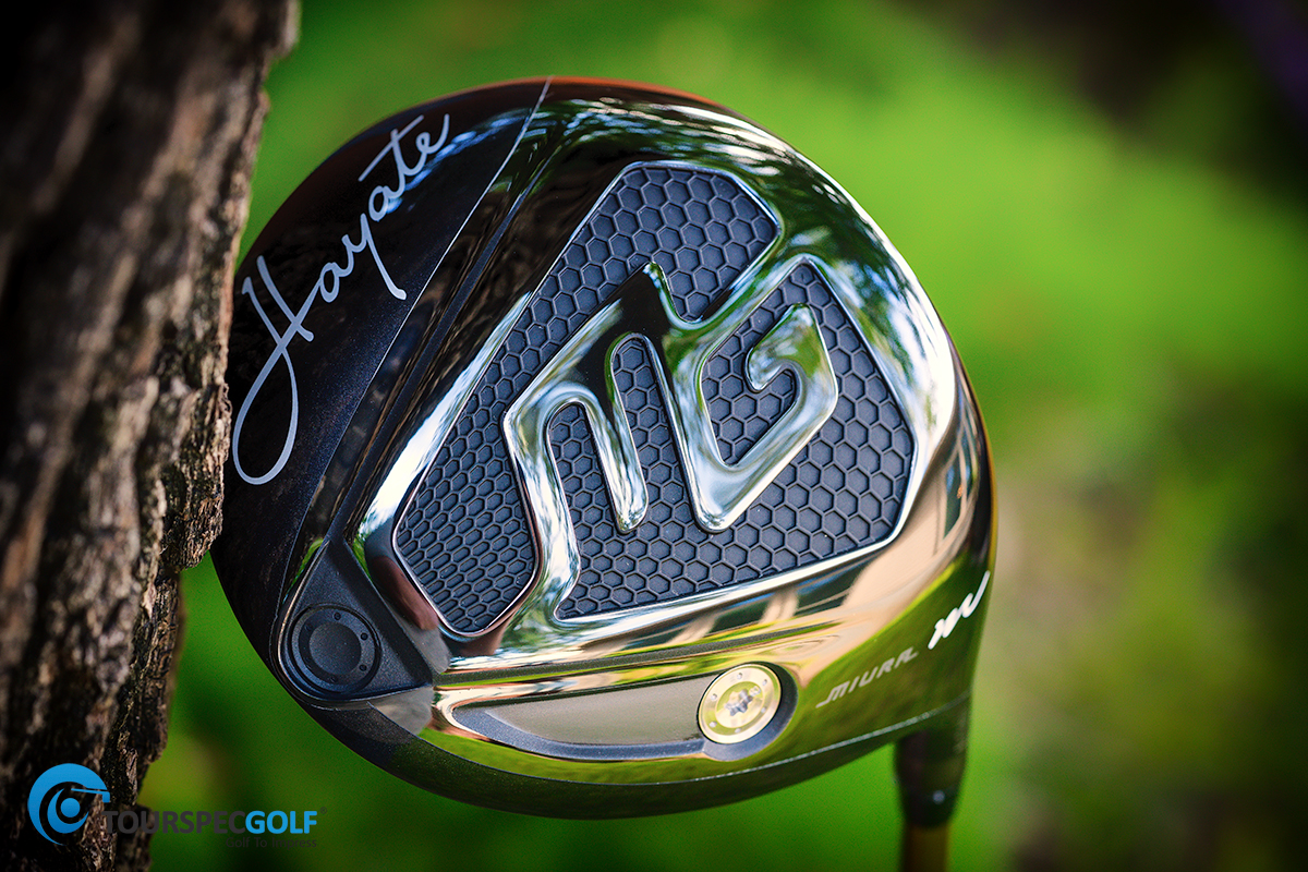Miura Giken Hayate Driver Golf5