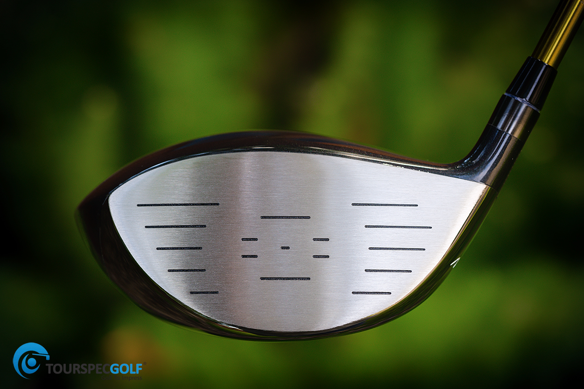 Miura Giken Hayate Driver Golf6