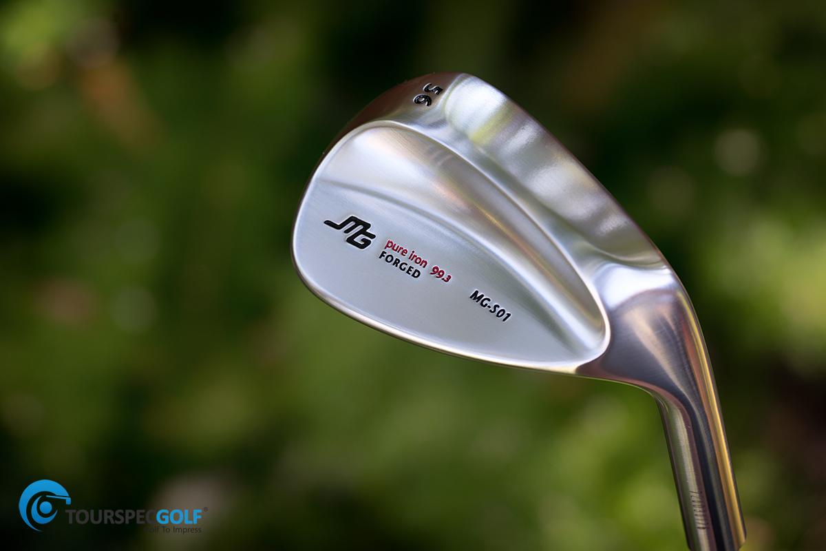 Miura MG-S01 Giken Wedge Golf5