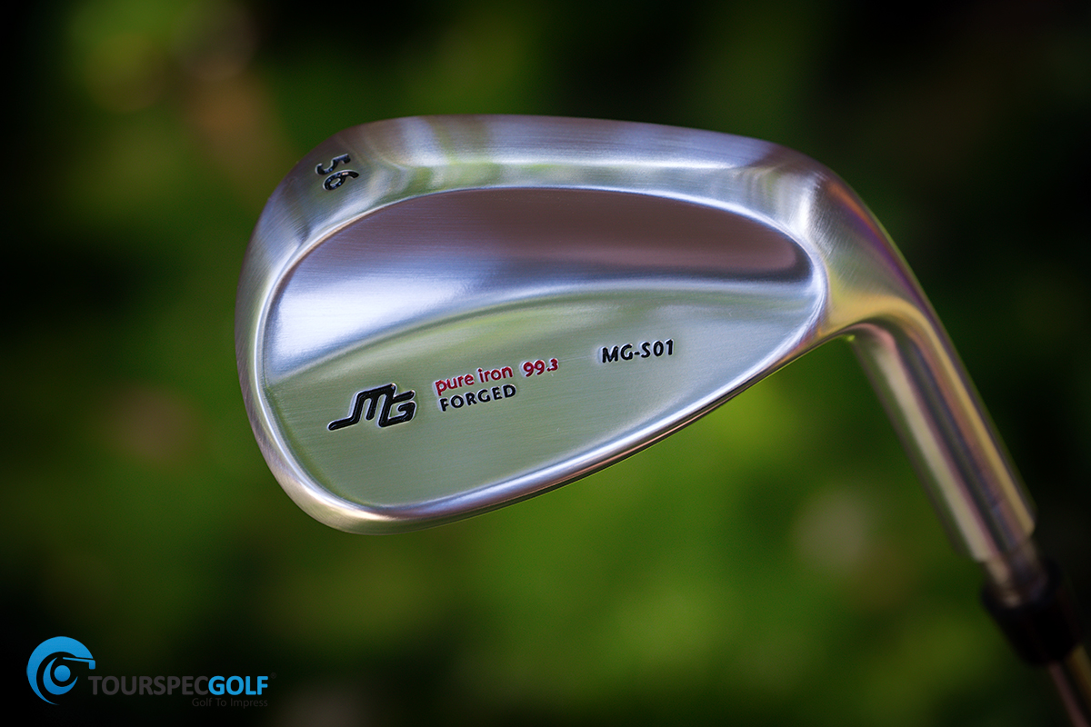 Miura MG-S01 Giken Wedge Golf6