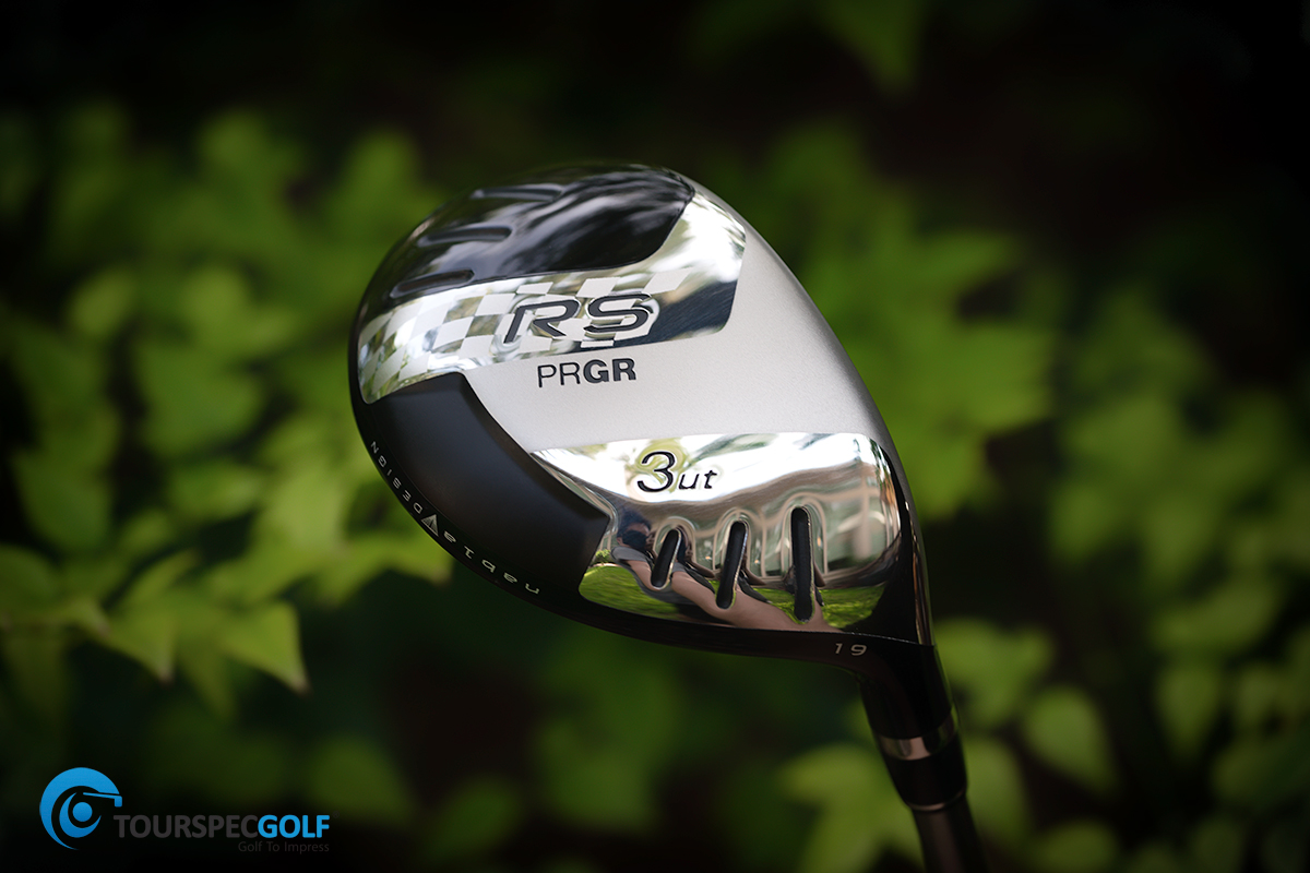 PRGR RS Fairway Utility Woods Golf2