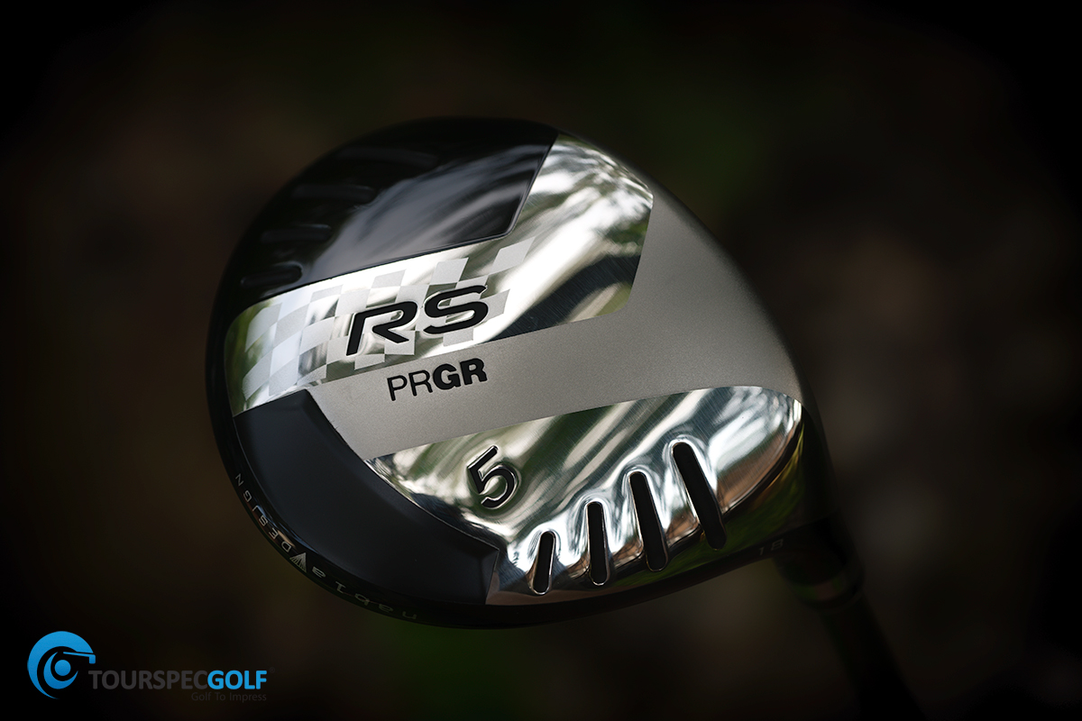 PRGR RS Fairway Utility Woods Golf7