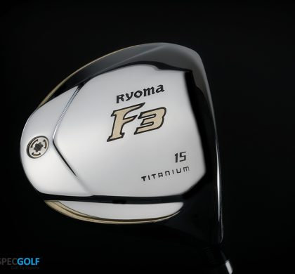 The New Ryoma F Fairway Wood!