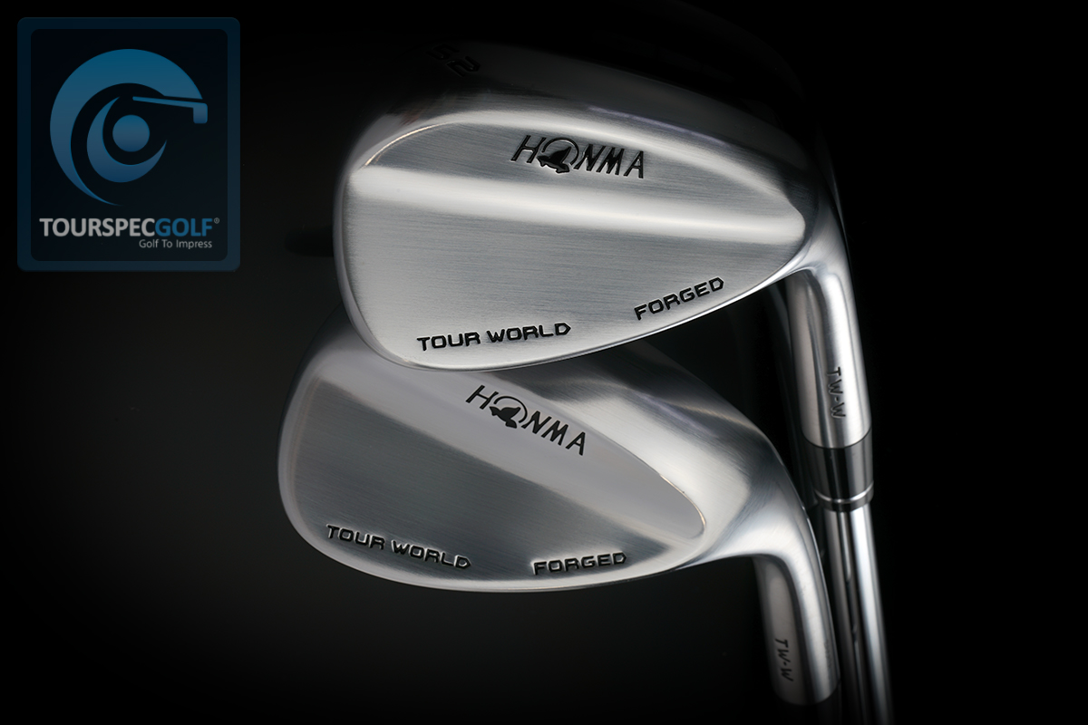 Honma TW-W Forged Wedges3