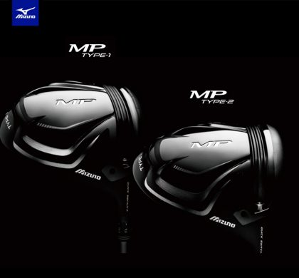 2017 Mizuno MP Driver Type-1 / Type-2