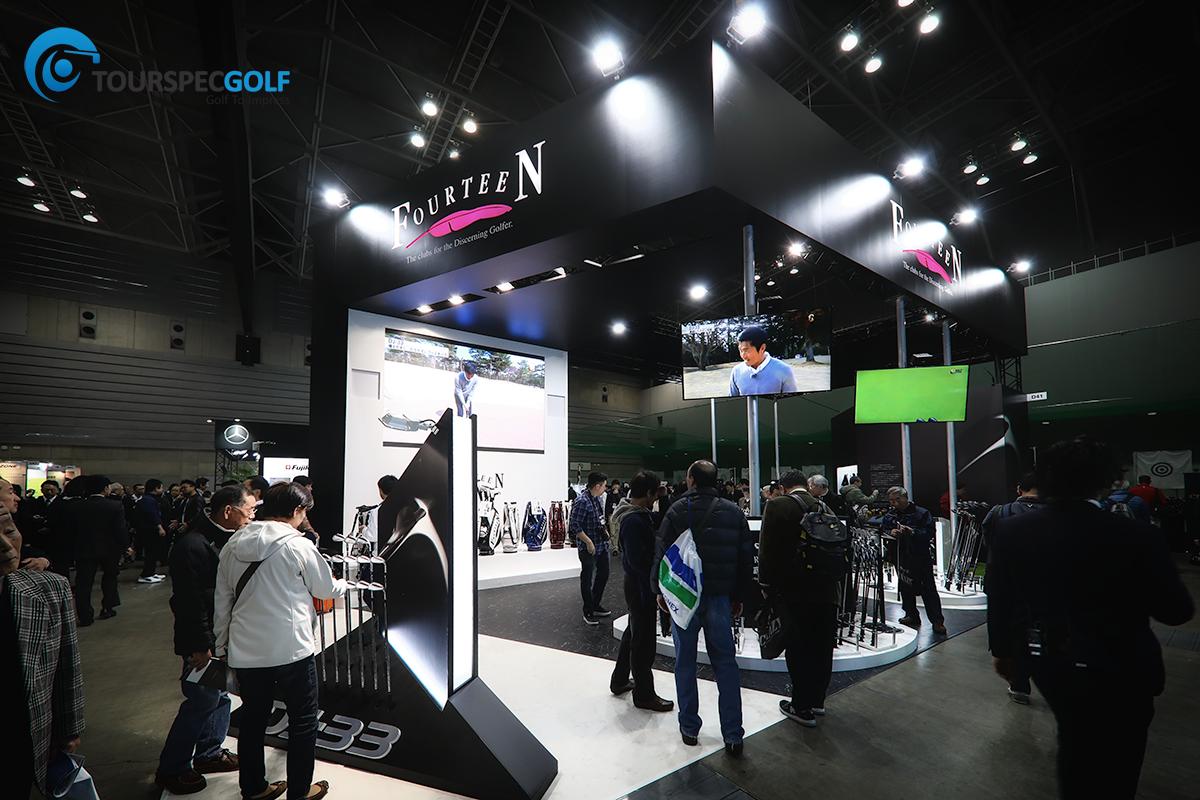 Fourteen Golf Brand14