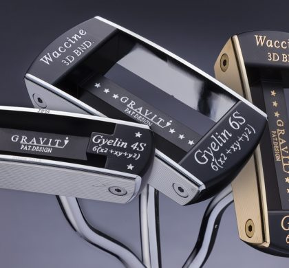 Gravity Golf – Part 3: The Gyelin Putter