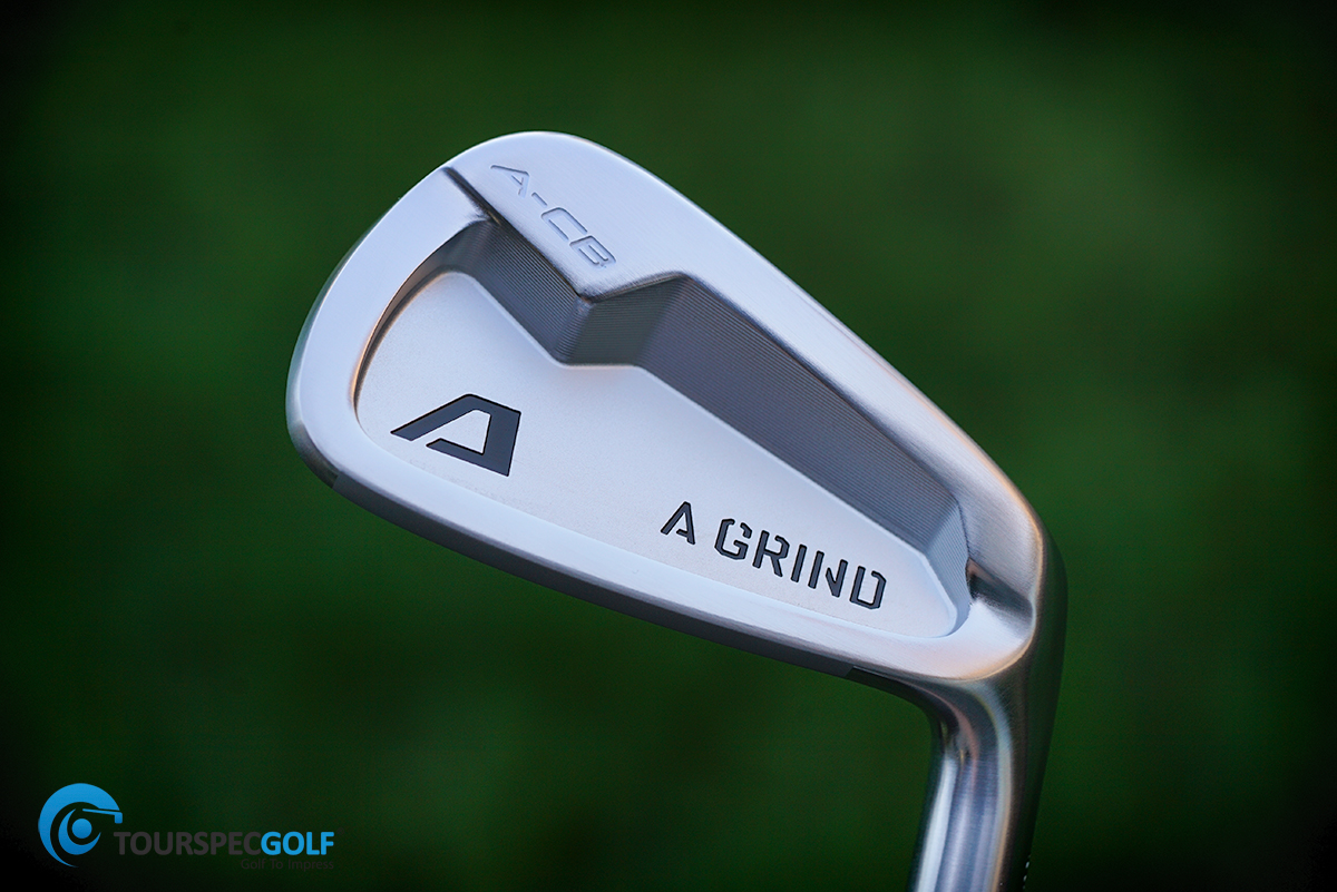 A-Grind A-CB Forged Irons - TourSpecGolf Golf Blog on wrestling iron, steam iron, curling iron, travel iron,