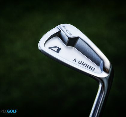A-Grind A-CB Forged Irons