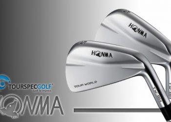 Honma Golf TW-BM Muscle Back Blades